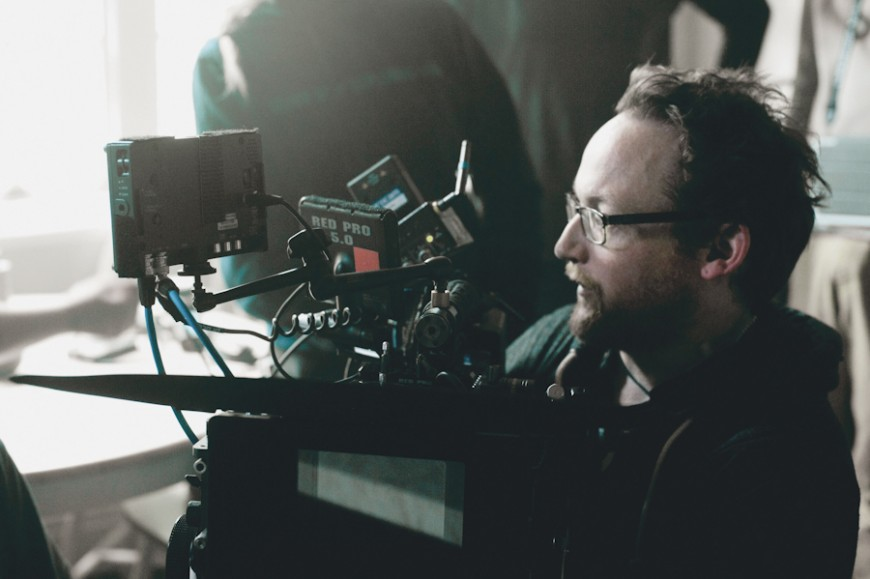 Manchester Camera Operator and DoP, Alex Veitch